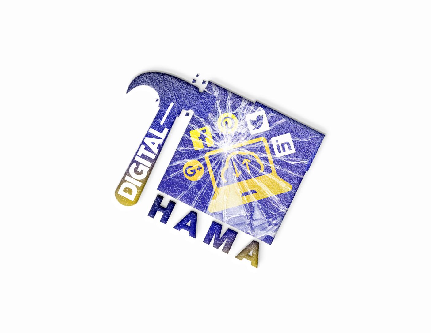 digital hama logo