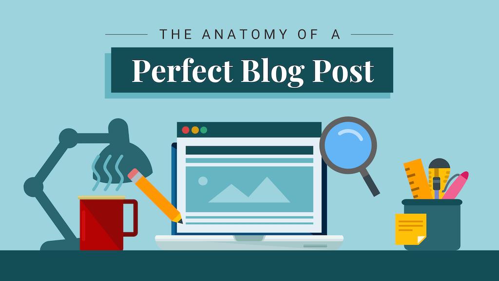 Blogging anatomy
